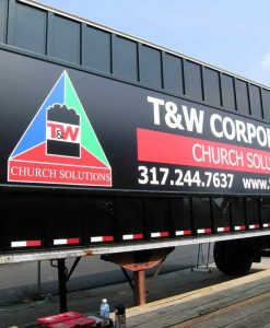 Trailer-MediaFrame-PowderCoat-black