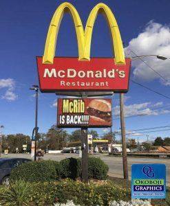 Vantage-LED-McDonaldsNC