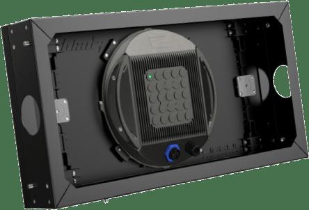 Cirrus Blade LED Display modular system health technology.