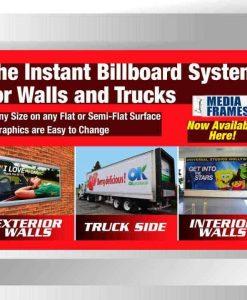 Ackland Media Frame sold here