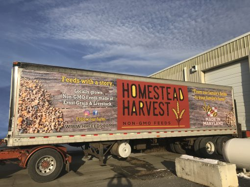 trailer billboard banners or wraps